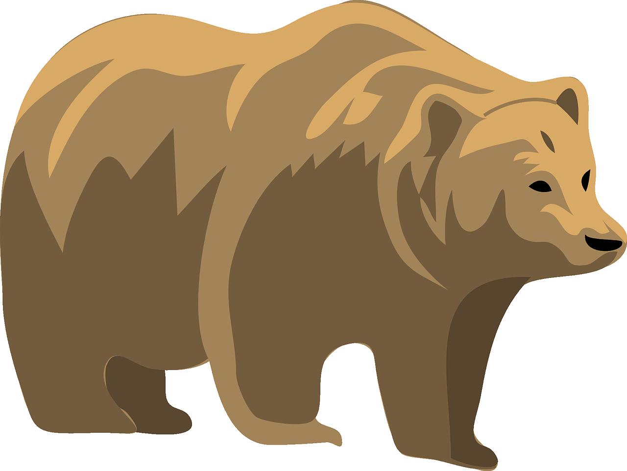 Brown Bear, Brown Bear, What Do You See? Clip art.