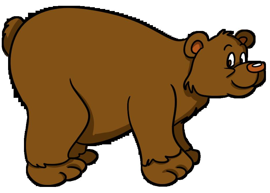 Goldilocks and the Three Bears Brown bear Polar bear Clip.