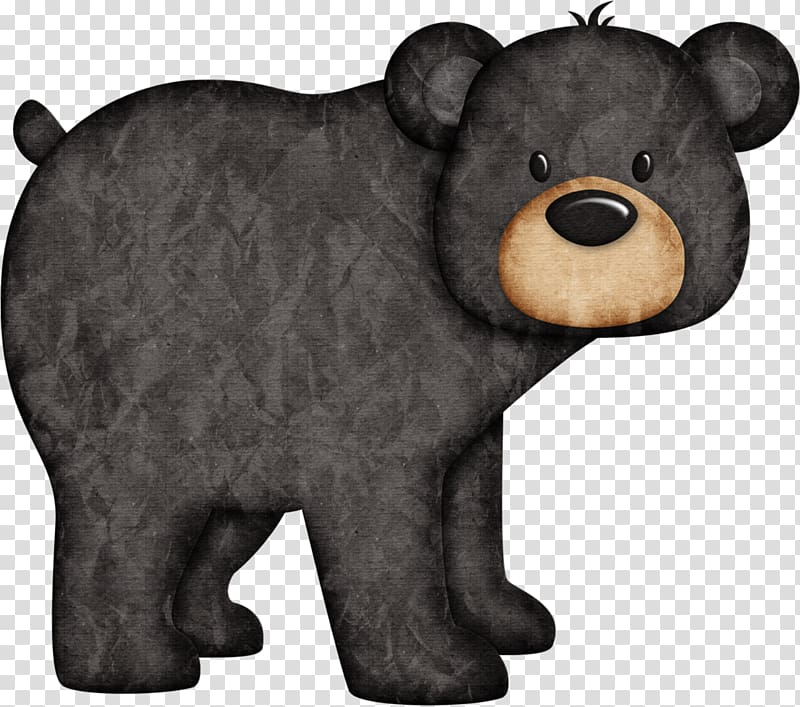 American black bear Polar bear Giant panda , bear.