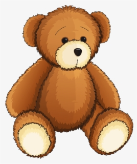 Free Teddy Bear Clip Art with No Background.