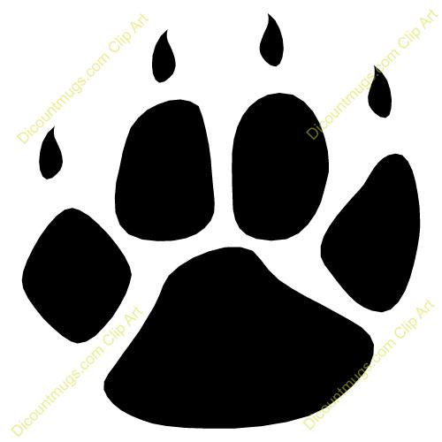 Panda Footprints.