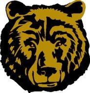 Cub Scout Bear Clip Art free image.