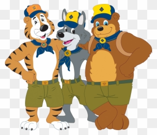 We're Happy That You're Interested In Joining The Cub.