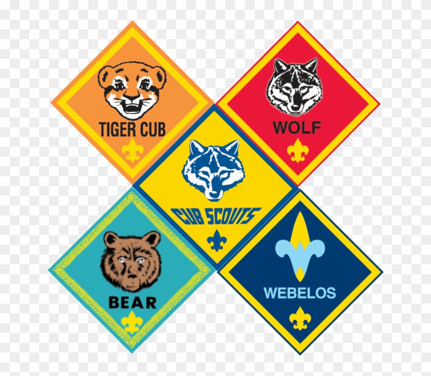 Cub Scouts Clipart (#899781).