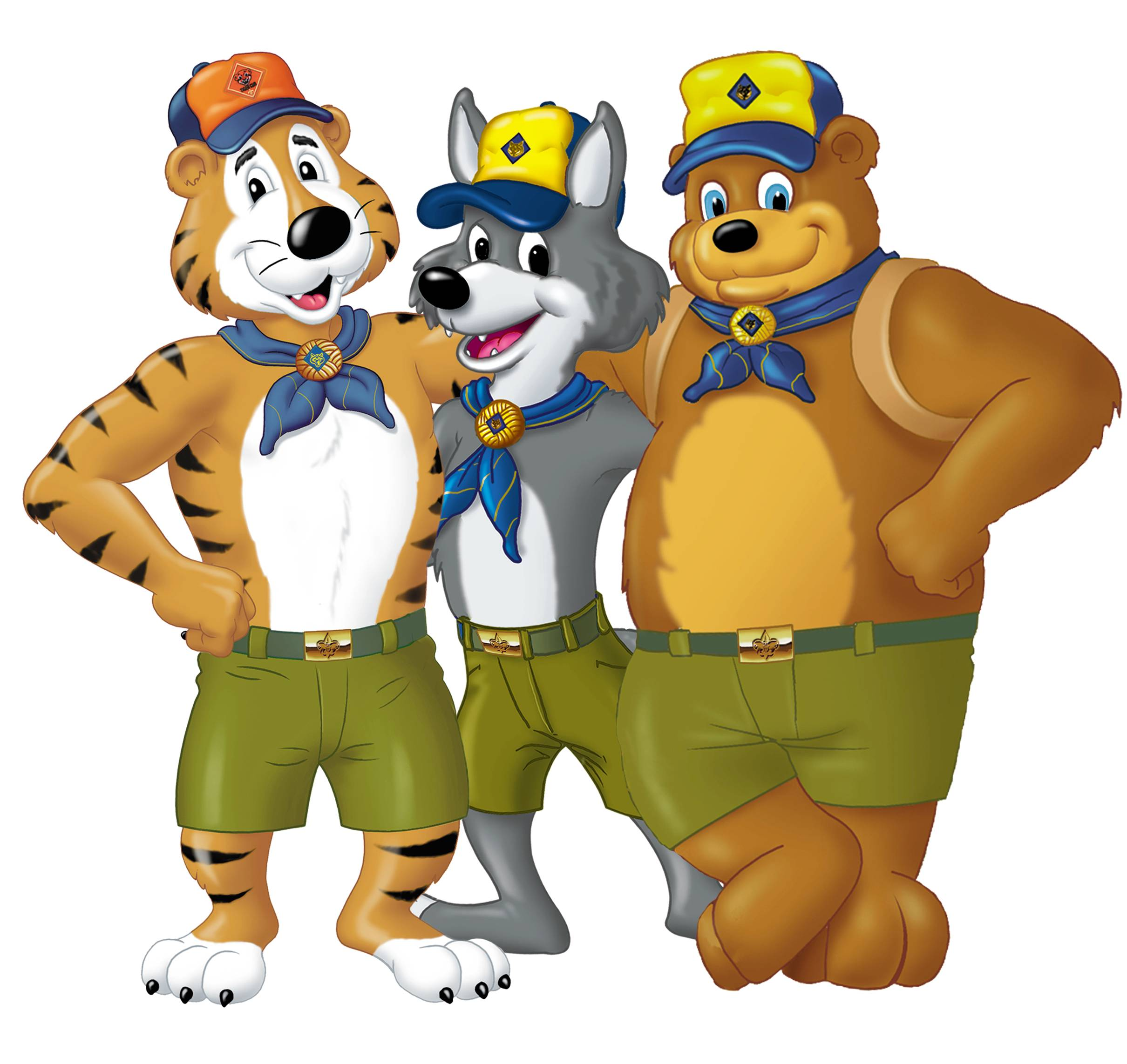Clip Art for Cub Scout Leaders.