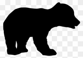 Cub Clipart Walking Bear.