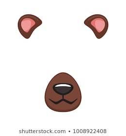 Bear ears clipart 1 » Clipart Portal.