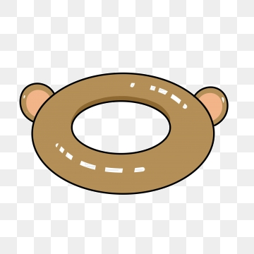 Bear Ears Png, Vector, PSD, and Clipart With Transparent Background.