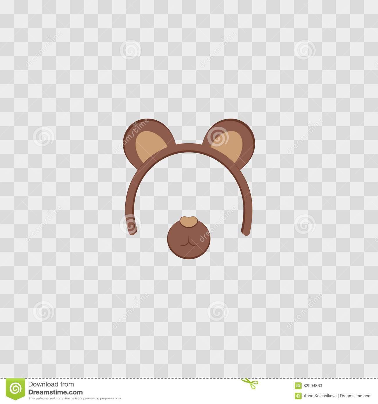 Bear ears clipart 5 » Clipart Portal.