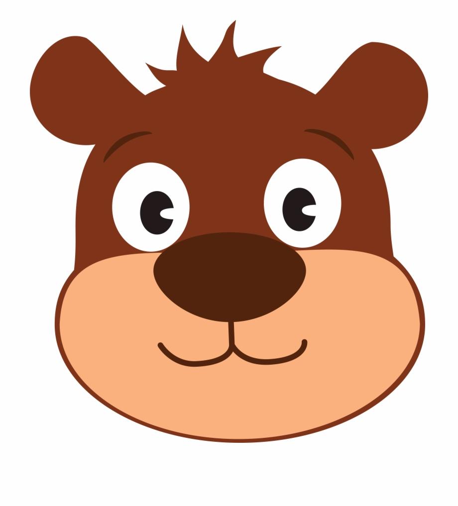 Emoji Clipart Bear.