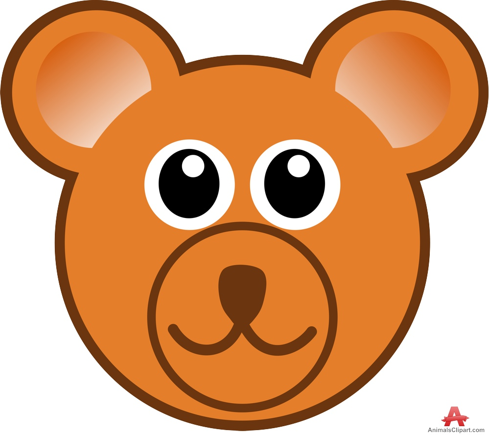 Free Bear Face Cliparts, Download Free Clip Art, Free Clip.