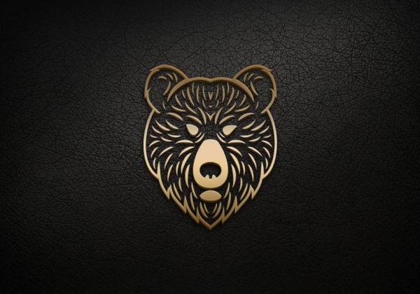Bear Head Logo.