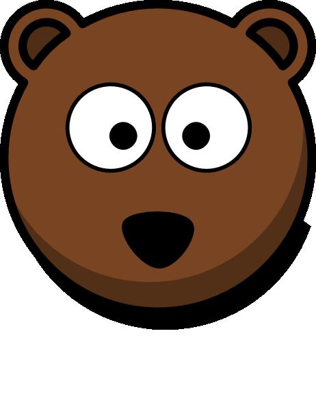 Free Bear Head Cliparts, Download Free Clip Art, Free Clip.