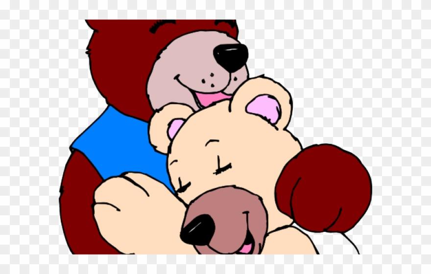 Hug Clipart Bear Hug.
