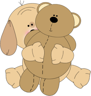 Hug A Bear Clipart.