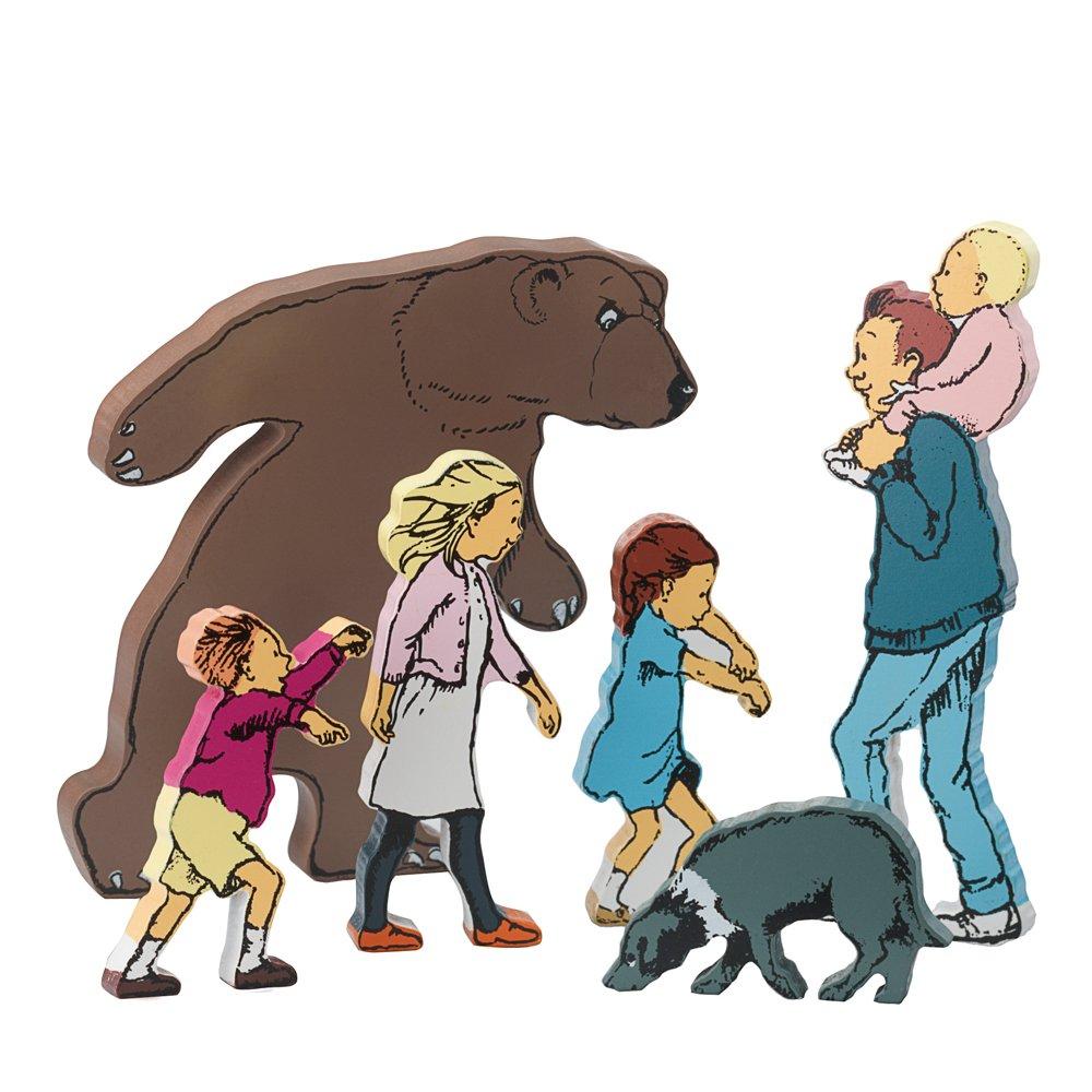 Bear Hunting Clipart.