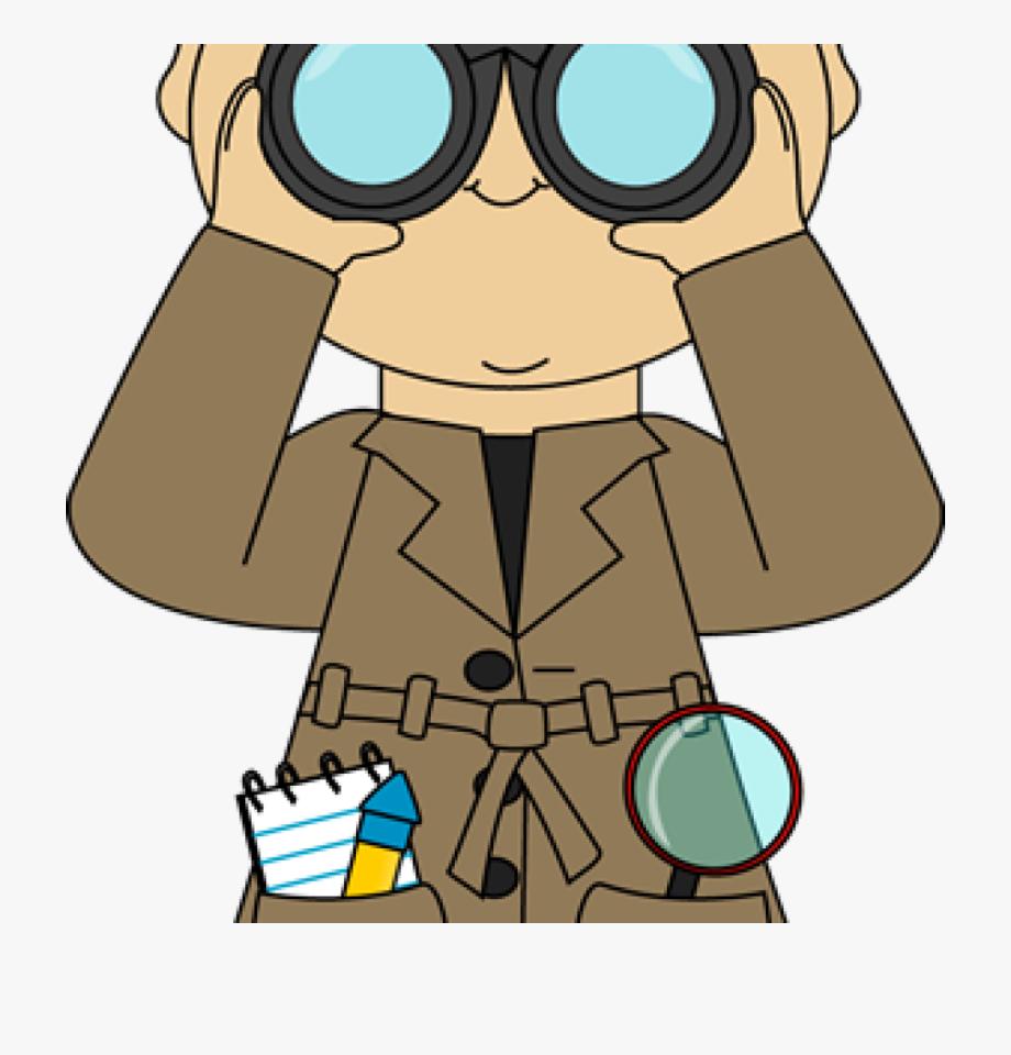 Transparent Detective Png.