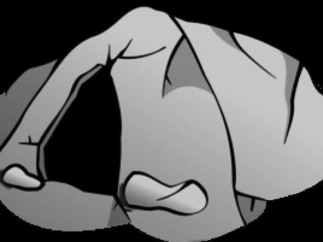Bear Cave Clipart.