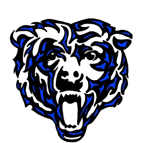 Bear Lake Varsity Football.