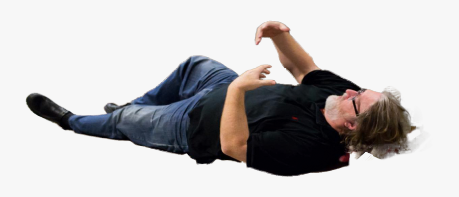 People Lying Down Png , Free Transparent Clipart.