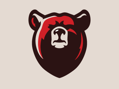 Bear logo png 1 » PNG Image.
