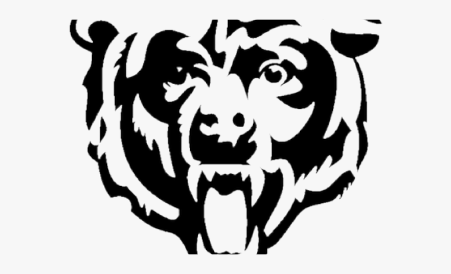 Chicago Bears Head Logo , Transparent Cartoon, Free Cliparts.