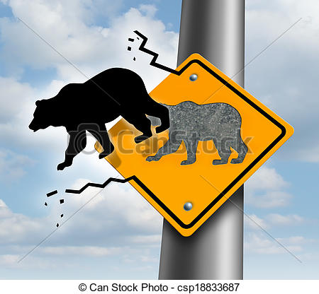 Pictures of Bear Market Decline.