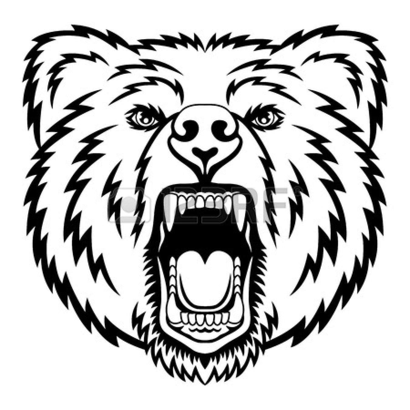 Bear mascot clipart 8 » Clipart Portal.