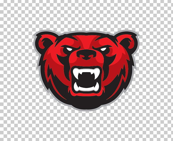 Bear Logo Sticker Mascot PNG, Clipart, Angry, Angry Bear, Animals.