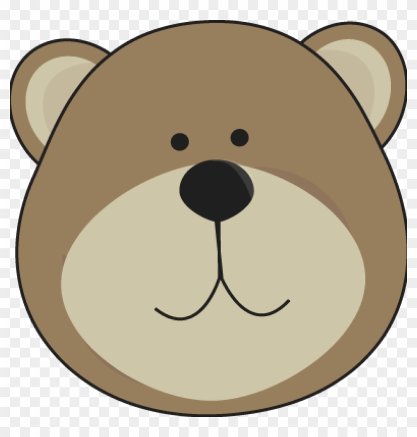 Bear Nose Clipart.
