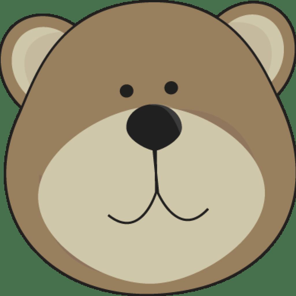 Bear nose clipart 5 » Clipart Portal.