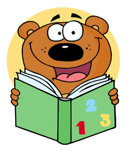 Book Clipart Image.
