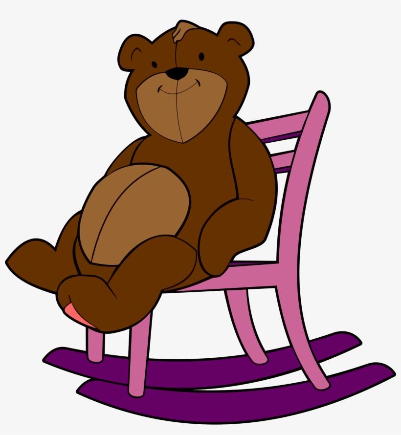 Chair Clipart Papa Bear.