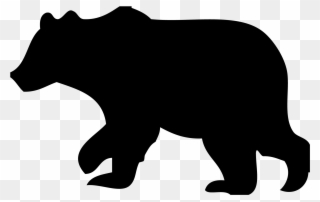 Free PNG Bear Outline Clipart Clip Art Download.