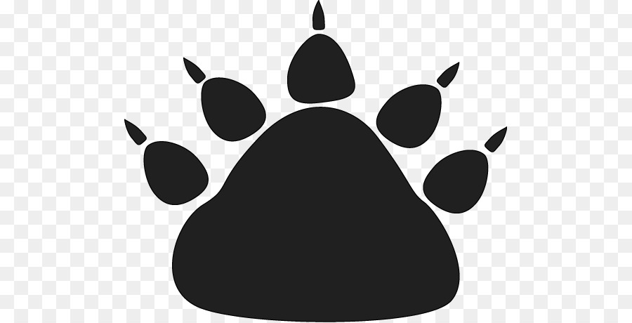 Bear Paw Silhouette at GetDrawings.com.