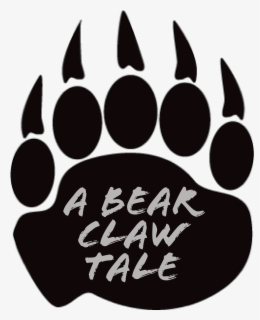 Free Bear Claw Clip Art with No Background.