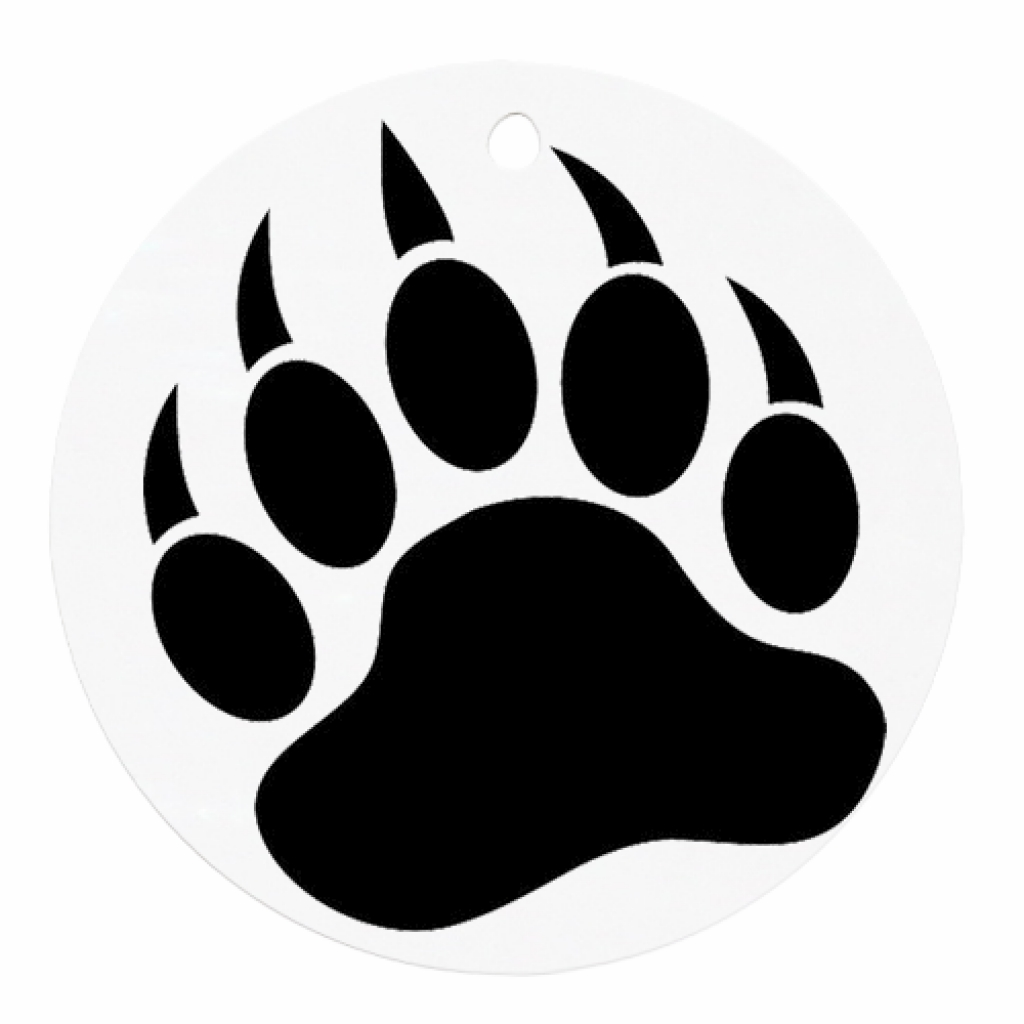 free bear paw png clipart bestTop 20 PNG bear paw print clip art.
