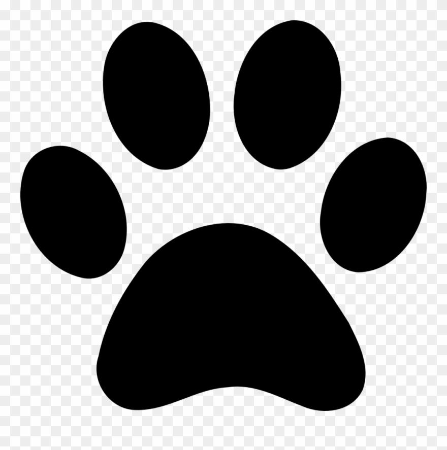 Download Winning Bear Paw Print Clip Art.