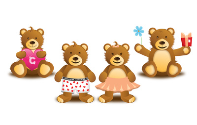 Stuffed Bear Pictures.