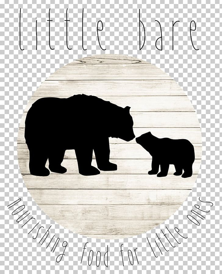 American Black Bear Grizzly Bear Silhouette Child PNG, Clipart.