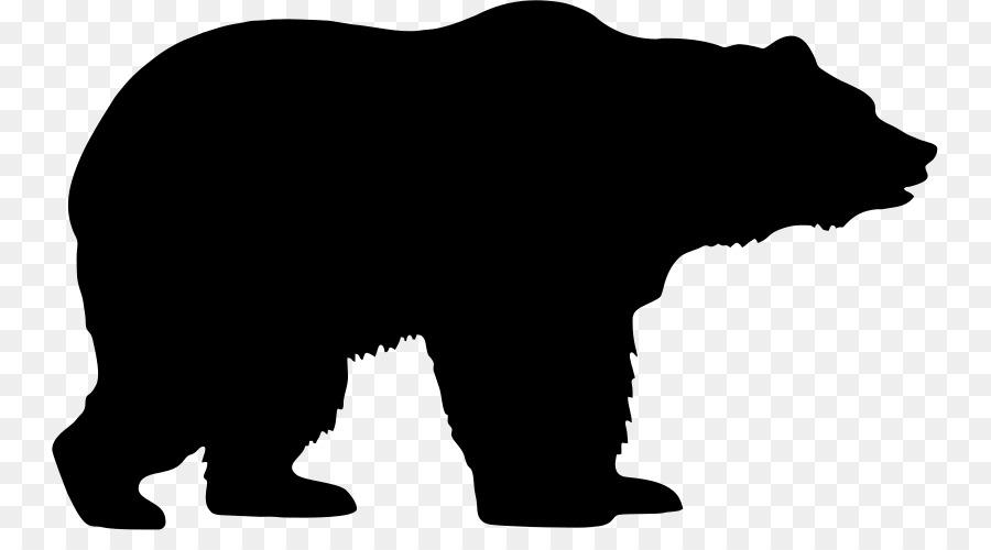 Polar Bear Cartoon png download.