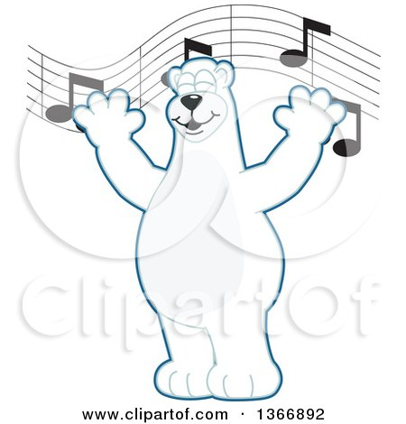 Royalty Free Stock Illustrations of Music Notes by Toons4Biz Page 1.