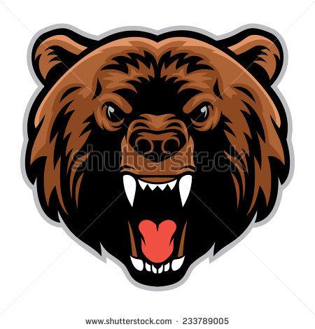 Bear Teeth Stock Images, Royalty.