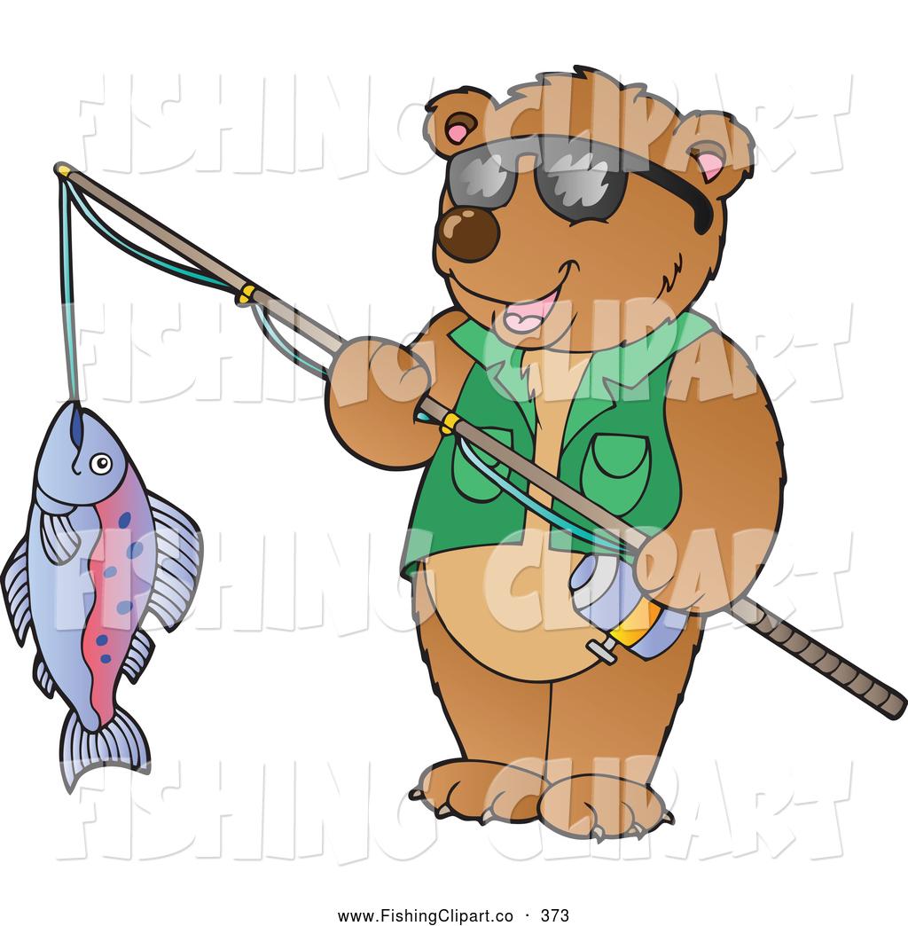 Royalty Free Animal Stock Fishing Designs.