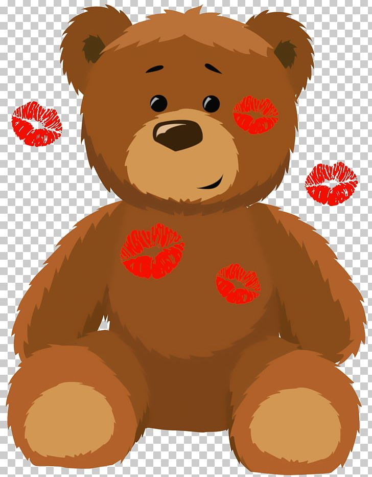 Bear Valentine's Day Heart PNG, Clipart, Baby Shower, Bear.