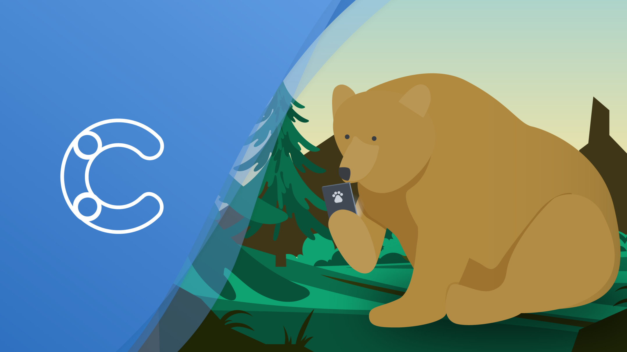 Using fat bears to explain my take on the future of digital.
