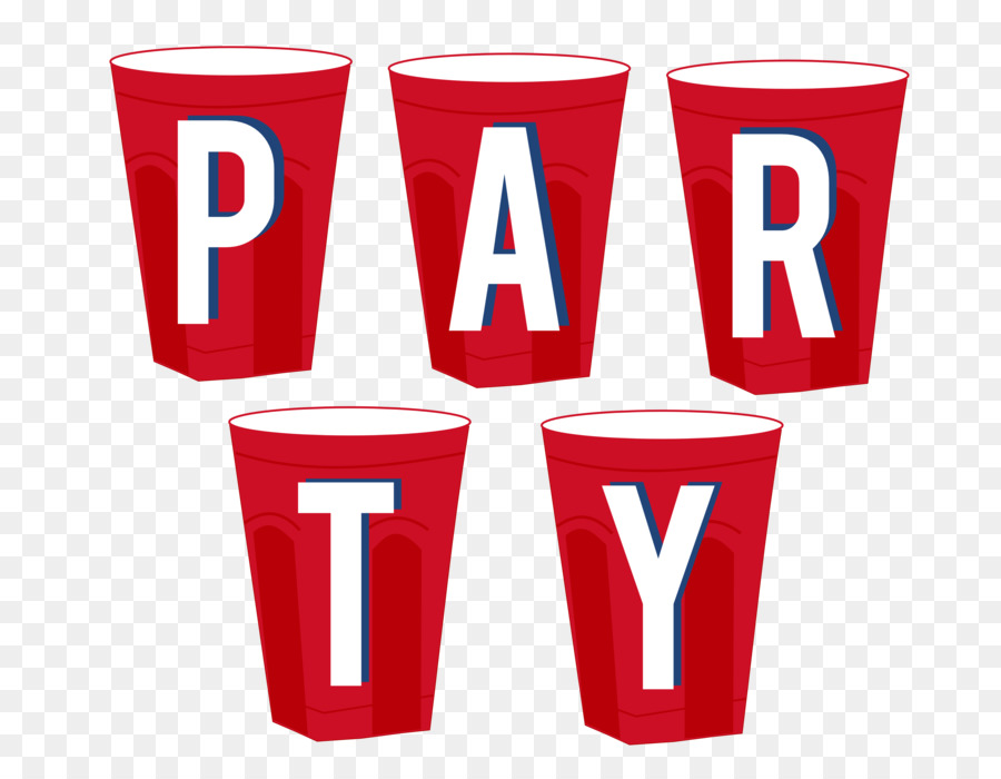 Party Logo png download.