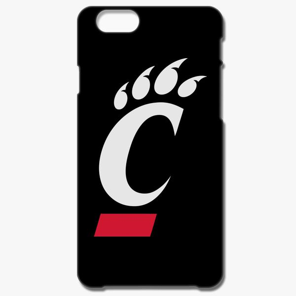 Cincinnati Bearcats Logo iPhone 6/6S Case.