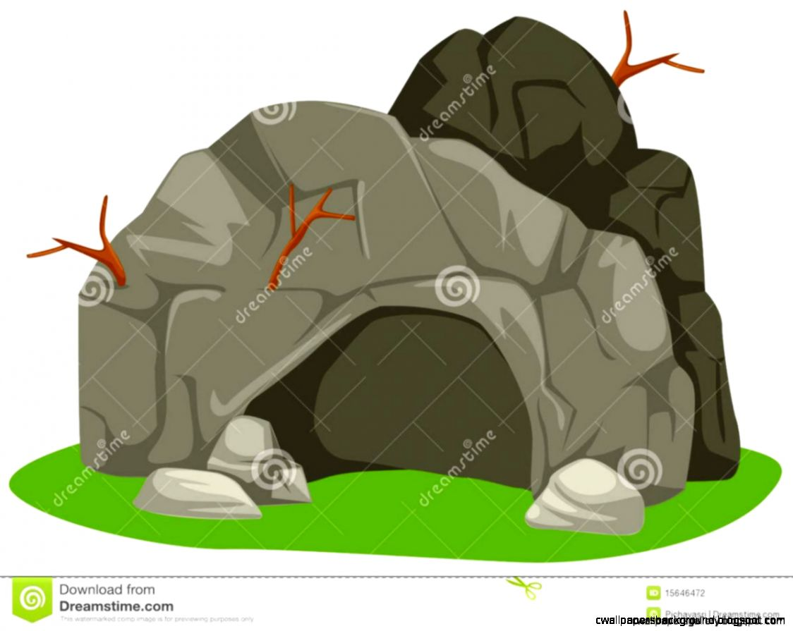 Cave clipart bear cave, Cave bear cave Transparent FREE for.