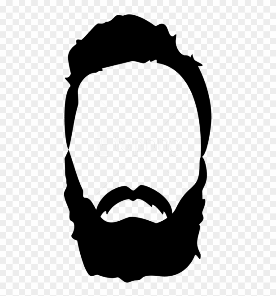 Download Hair Beard Mustache Clipart Png Photo.